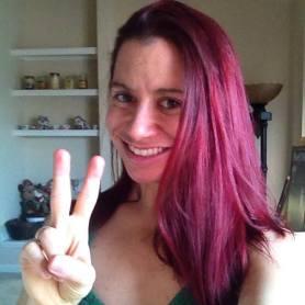 pink hair 2015