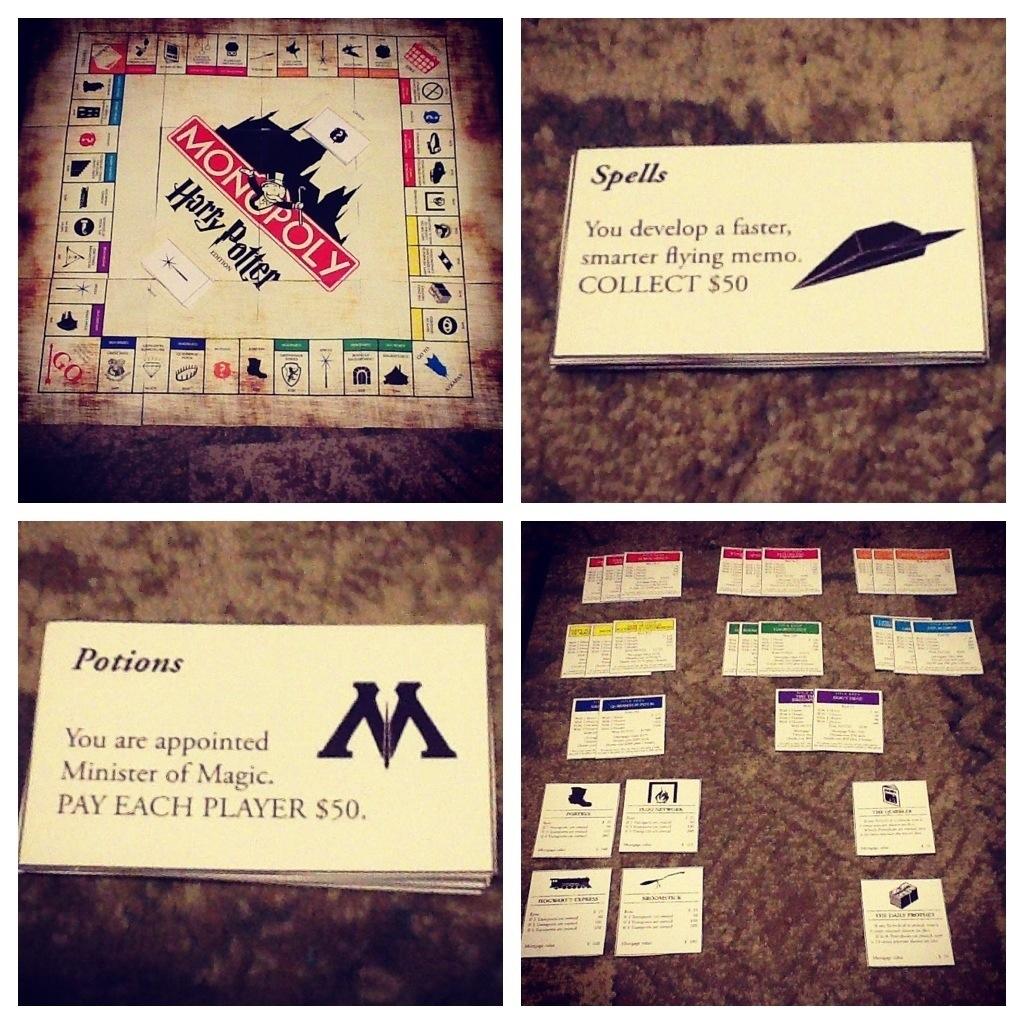 Updated diy harry potter monopoly foodventures 20121211 190938g solutioingenieria Gallery
