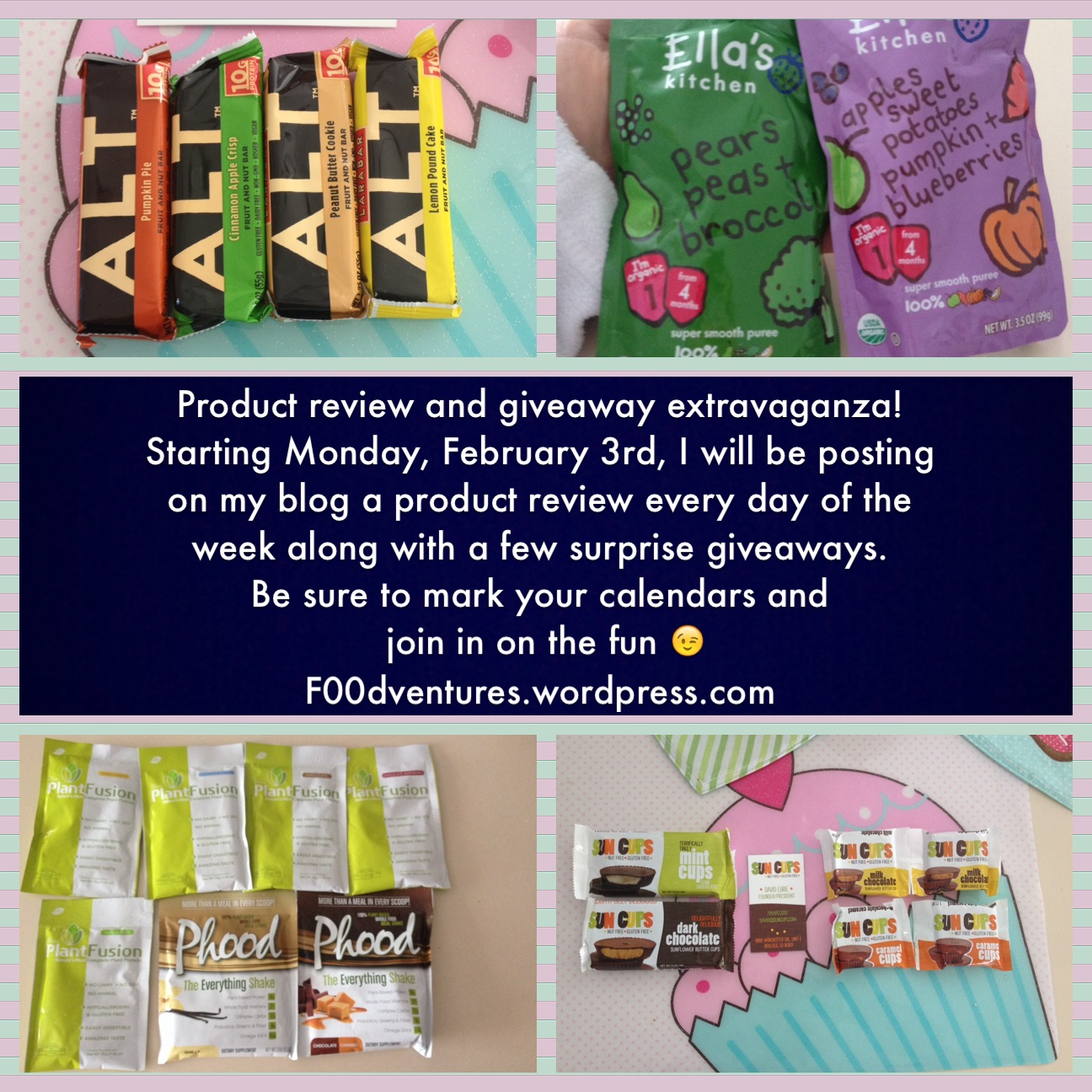 product review and giveaway extravaganza