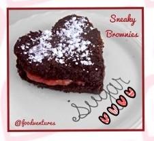 green brownies2