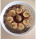 raw protein smoothie bowl