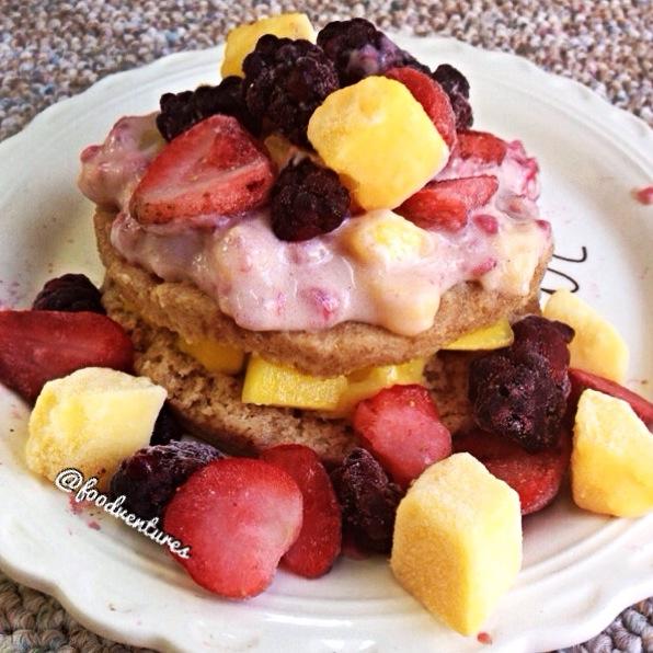 Mugcake MondaysSummer inspired! foodventures