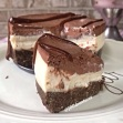 chocolate and cashew cream cheesecake1