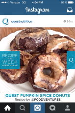 quest feature of the week ig nov 2014