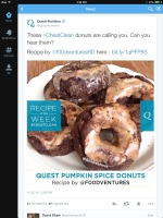 quest feature of the week twitter nov 2014